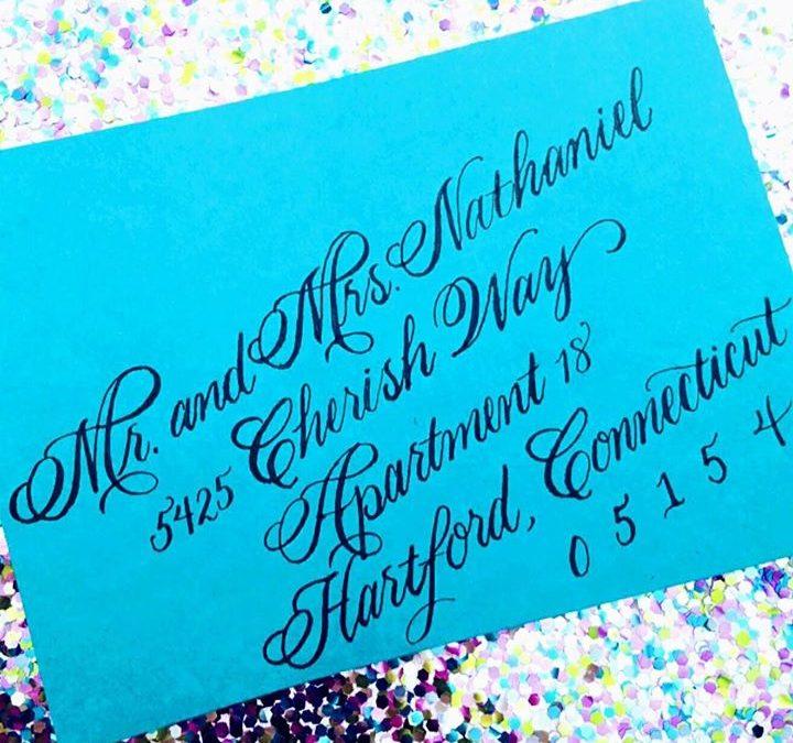 Recent Calligraphy: New Font- Flourished Elegance Script
