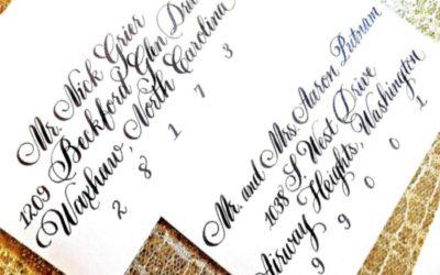 Diva Wedding Calligraphy Script
